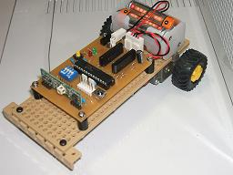 Radiocontrolcar_rx